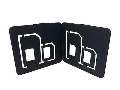 Wieder da: SIM-Kartenadapterset im Doppelpack für 1,00€ inkl. Versand aus DE [ebay]