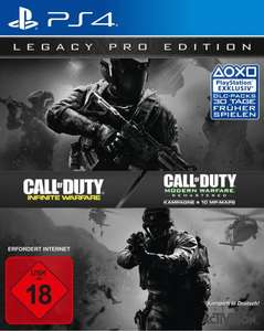 [Gamestop lokal] Call of Duty: Infinite Warfare Legacy Pro Edition - PS4/Xbox One - 49,99€