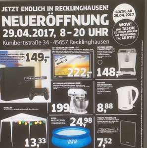 Lokal Recklinghausen - PS4 Slim 1TB - am 29.04.