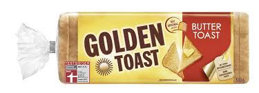 Kaufland Golden Toast für 0,58 mit Coupon