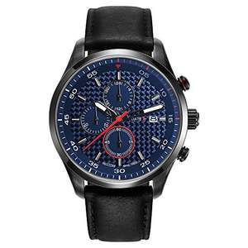 Esprit Herren-Armbanduhr Man ES108391004 Chronograph Quarz (amazon Prime)
