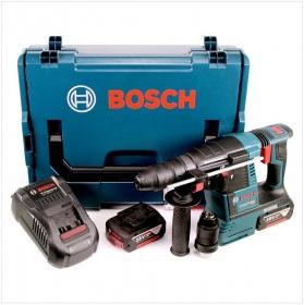 [Gewerbe] Bosch GBH 18V-26F + Akkus/Ladegerät/Boxx eff. 330,10 € durch Cashback