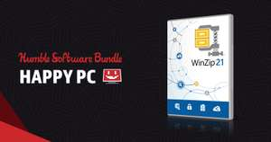 [Humblebundle] Humble Bundle - Software Pack Happy PC (Speedify VPN, Connectify, Hotspot MAX, WinZip)