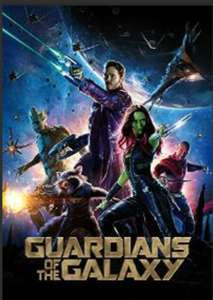 [Amazon Video] Guardians of the Galaxy HD 5,98€