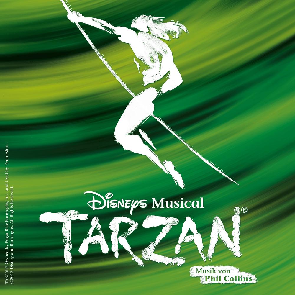 Bis zu 50% Rabatt auf Tickets für Musical Tarzan