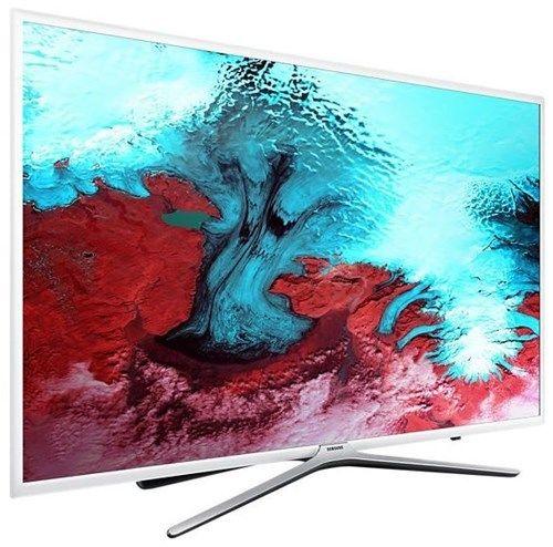 [computeruniverse@ebay] Samsung K5589 49 Zoll Fernseher (Full HD, Triple Tuner mit DVB-T2, SmartTV, 60 Hz, WLAN) in weiß für 429€ statt 497€