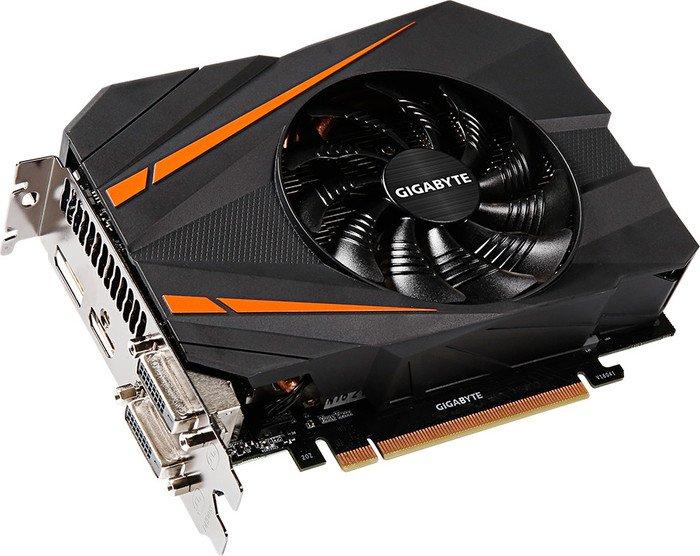 Gigabyte Geforce GTX 1070 Mini ITX OC inkl. For Honor / Ghost Recon für 362,53€ [Amazon.fr]