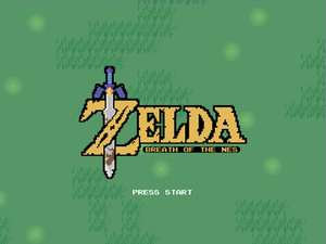 "Spielbare Demo von Zelda: ""Breath of the NES"" auf PC [Fan Projekt]"