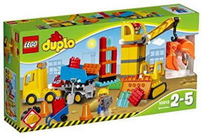 Lego Duplo 10813 Große Baustelle für 29,99€ mit [Amazon Prime + Saturn]