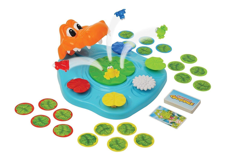 """TOMY Geschicklichkeitsspiel für Kinder """"Schnappi Kroko"""" für 6,14€ als Plusprodukt [Amazon]"""