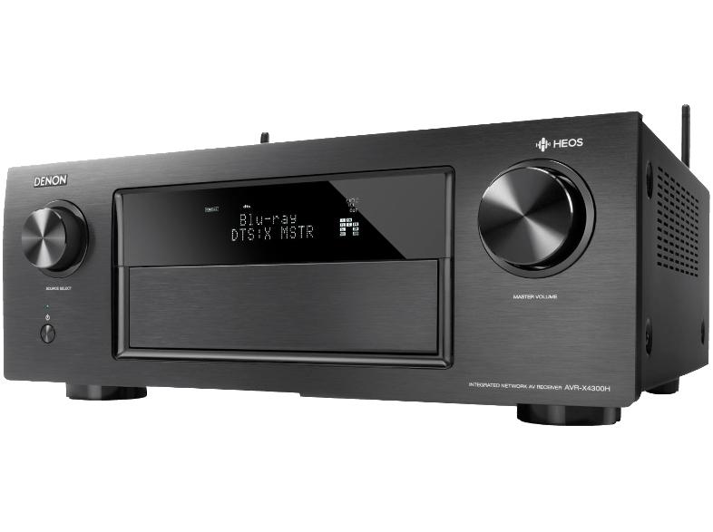 Denon X4300H AVR Receiver mit HEOS und Dolby Atmos