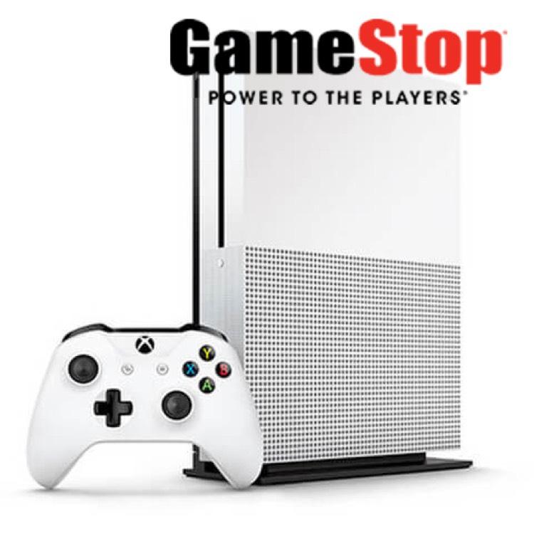 Xbox One S Eintauschaktion (mit draufzahlen?!) von GameStop
