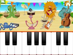 [Android] Kids Piano Games PRO