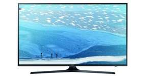 "Price-DROP: Samsung UE55KU6079 138 cm (55"") UHD LCD-TV mit LED-Technik schwarz / A"
