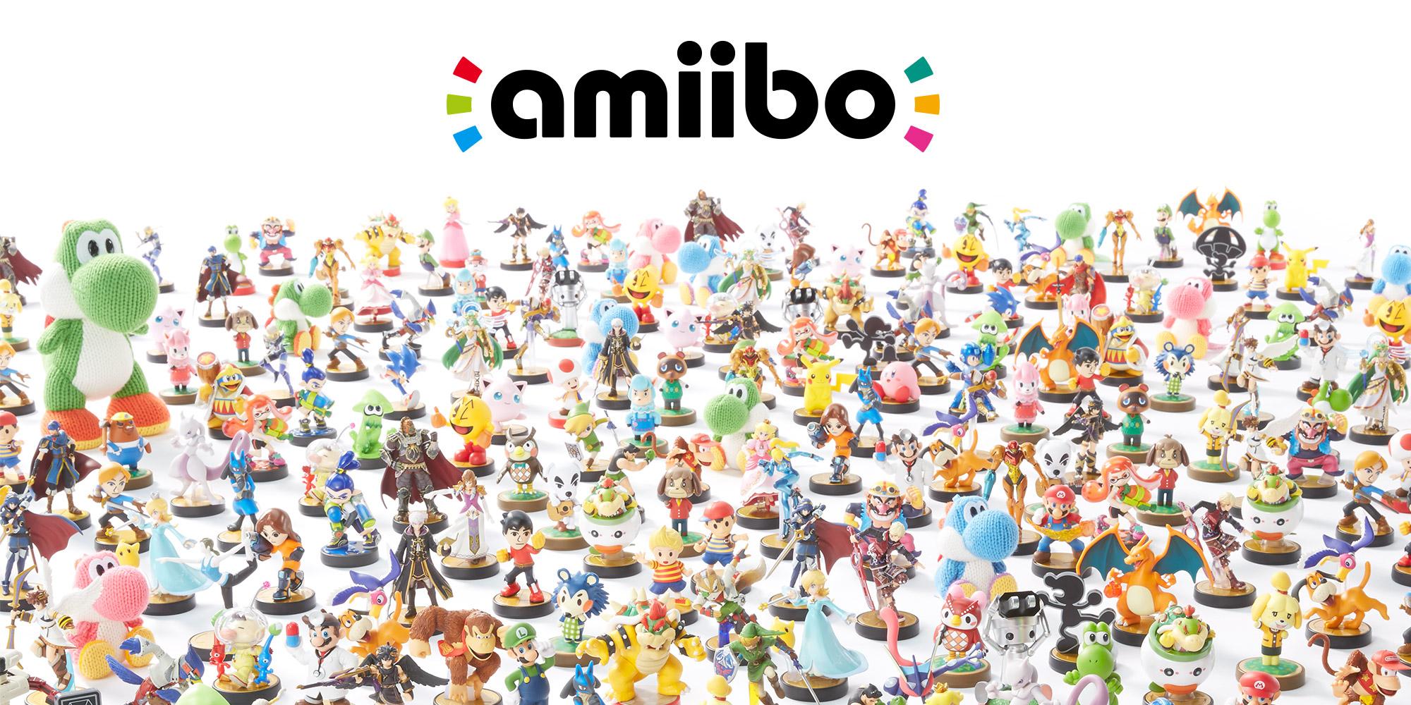 [Saturn] Verschiedene Nintendo Amiibos für 3€