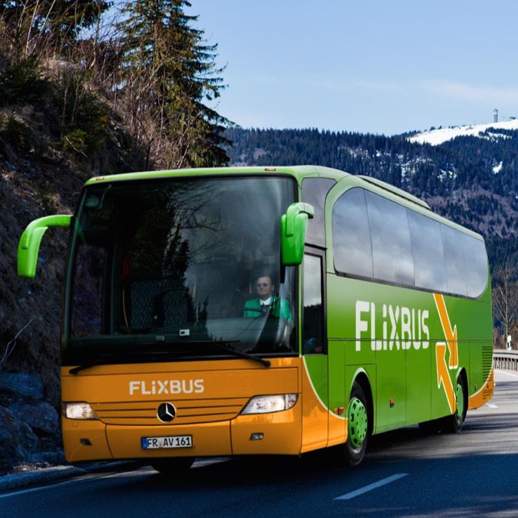 FlixBus 10.000 Tickets für neue Städte für 1€