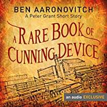 [Audible] A Rare Book of Cunning Device von Ben Aaronovitch (englisch) Gratis
