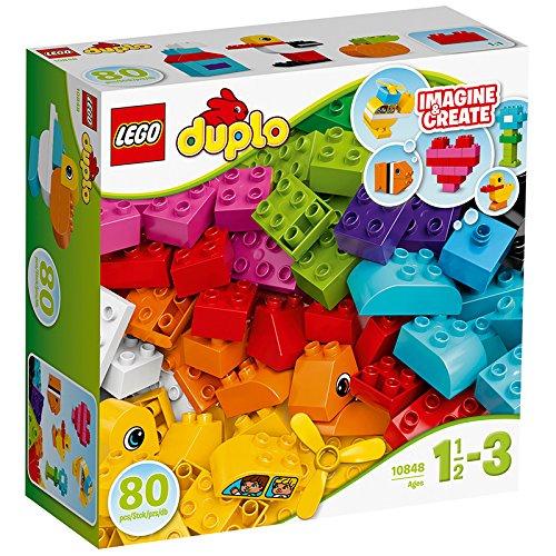 Amazon Prime - LEGO DUPLO 10848 - Meine ersten Bausteine