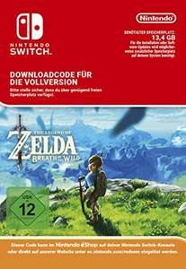 [Preisfehler] The Legend of Zelda: Breath of the Wild [Switch Download Code]
