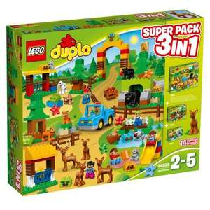 LEGO Duplo  DUPLO Wildpark 3in1 66538 für 41,90€ [interspar.at]