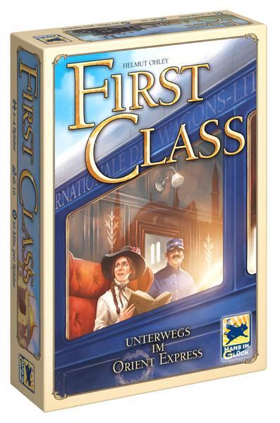 First Class: Unterwegs im Orient Express - Brettspiel - 22% Ersparnis