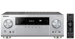Pioneer VSX-1131-S für 379€ - 7.2 AV Receiver 4K Airplay Bluetooth WiFi Dolby Atmos DTS:X