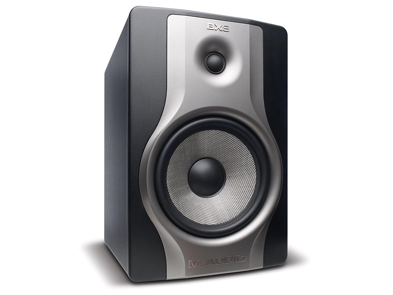 M-Audio BX8 Carbon aktiver Studio Monitor für 126,90 € [Amazon.co.uk]