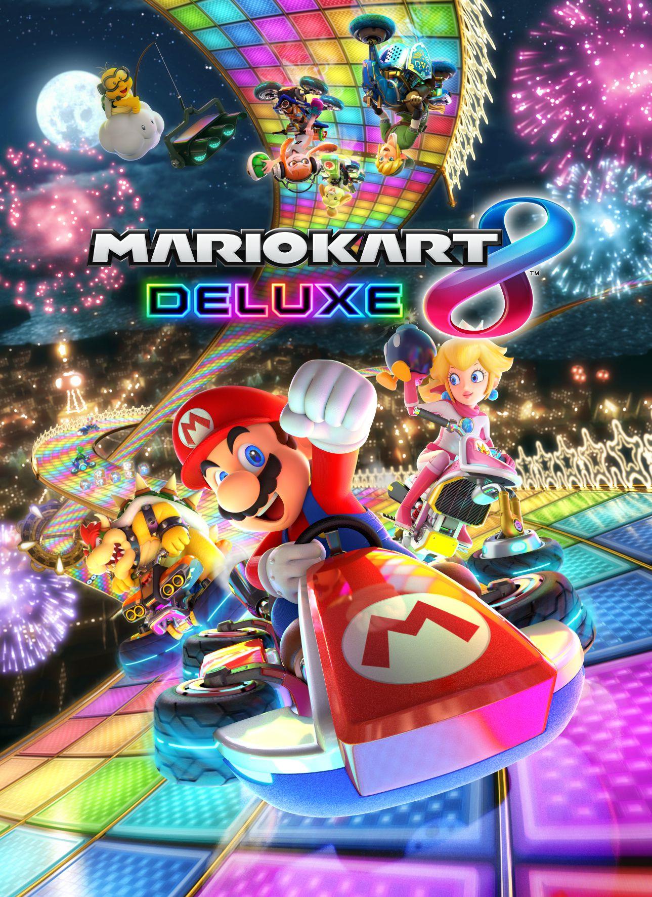 [EXPERT] Mario Kart 8 Deluxe (Switch)