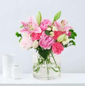 15% Rabatt zum Muttertag auf Blumensträuße und Blumenabos bei Bloomy Days