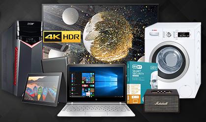 Notebooksbilliger Black Weekend - Notebooks, PCs, Tablets, Monitore, Haushaltsgeräte, Smartphones uvm um 15-20% reduziert