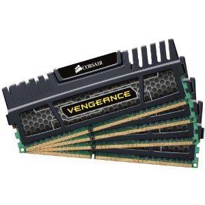Preisfehler !! Corsair CL10 PC3-12800 Arbeitsspeicher 32GB (1600MHz, 4x 8GB) DDR3-RAM Kit schwarz