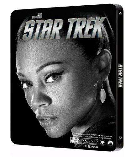 [Amazon Prime] Star Trek 11 - Die Zukunft hat begonnen - Steelbook [Blu-ray]