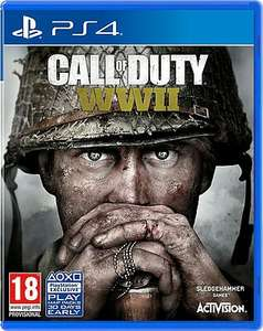 Call of Duty WWII Vorbestellung  (Playstation 4 / Xbox One) Simplygames