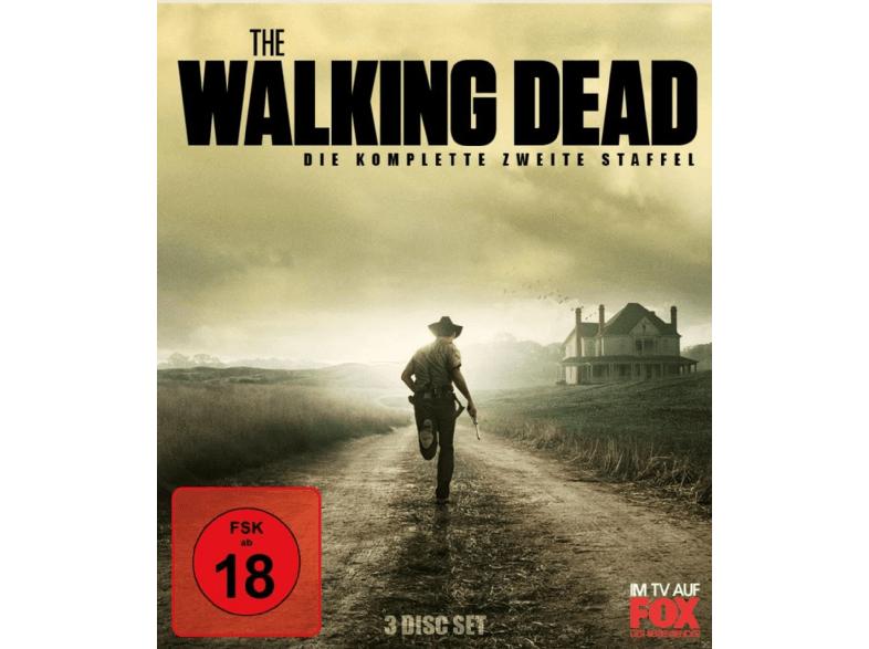 The Walking Dead Staffel 1-2 Limitiert (Blu-ray) für je 10,99€ versandkostenfrei (Media Markt)