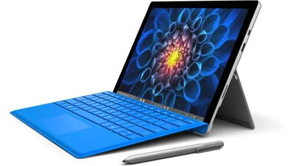 Microsoft Surface Pro 4 (Intel Core m3, 4GB RAM, 128GB SSD) inkl. Type Cover wieder für 799€ im Microsoft Education Store + 20% auf alle sonstigen Surface Pro 4 und Surface Book Modelle