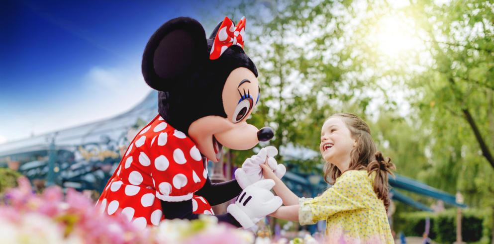 Disneyland Paris+4*Hotel+Frühstück für 2 Personen
