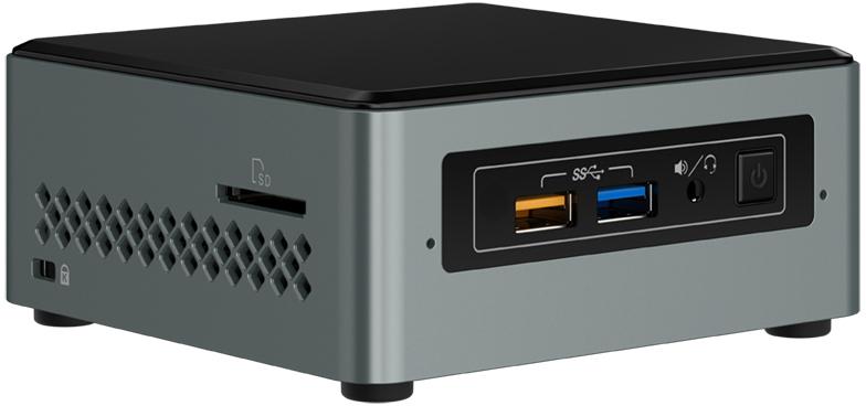 [real] Intel NUC NUC6CAYS (Apollo Lake) mit RAM und 32GB Flash und Win10