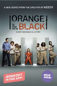 Funk App - Orange is the new Black Staffel 1