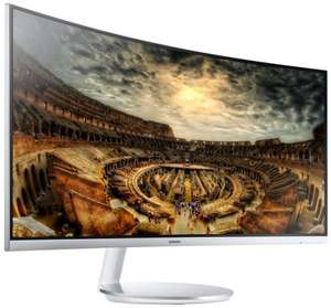[Rakuten - Computeruniverse] Samsung Curved Monitor C34F791 Quantum Dot FreeSync High-End Monitor