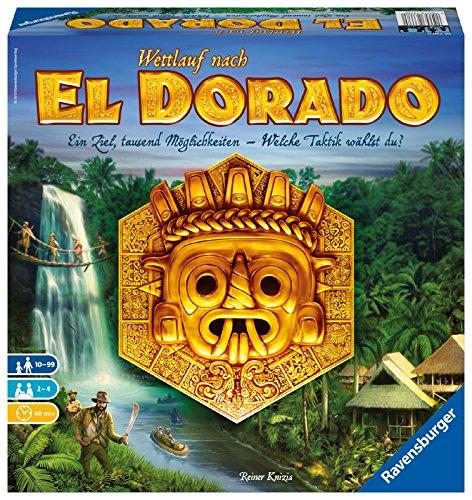 [Amazon] Ravensburger 26720 - Wettlauf nach El Dorado Brettspiel