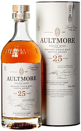 [Amazon.de] Aultmore 25 Jahre Single Malt Whisky
