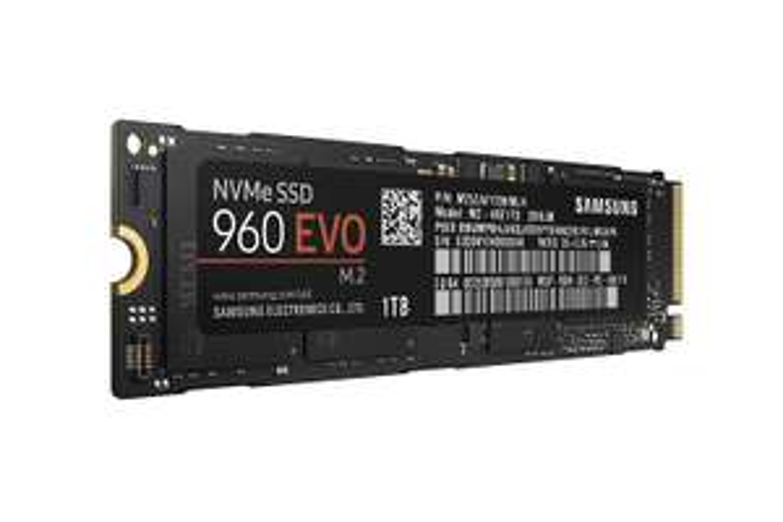 Samsung 960 EVO M.2 SSD - 1TB für 398,14€ bei NBB