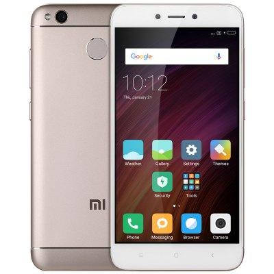 Xiaomi Redmi 4x Global mit Band 20 Gold bei Gearbest
