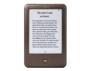 Tolino Shine eBook Reader - 4GB, 6 Zoll e-Ink-Display, beleuchtet - WLAN microSD - B-Ware