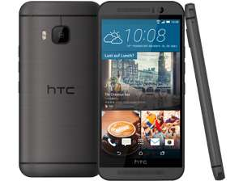 HTC One M9 (Prime Camera Edition) 16 GB Grau