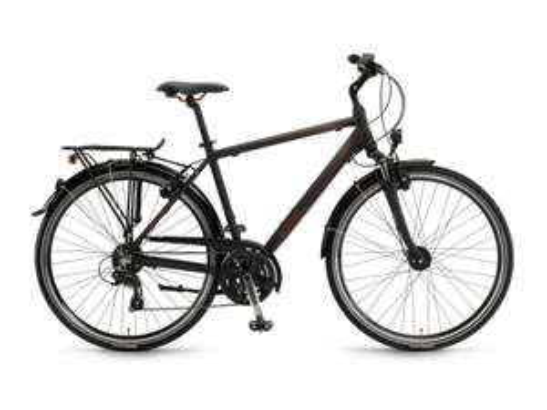 ( Megabike ) Winora Jamaica , Magura HS11 , 24 Gang Altus , Rahmenhöhe bis 56cm