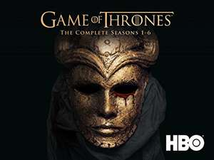 Game of Thrones: Seasons 1-6 (Deutsch+OT)  zum halben Preis bei Amazon Video