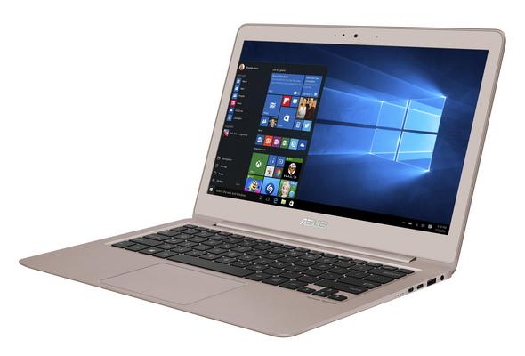 """Asus Zenbook: 13,3"""" QHD+ matt, Intel Core i7-7500U, 16GB RAM, 256 GB SSD, Wlan ac, bel. Tastatur, Win 10 für 891,98€ (NBB)"""