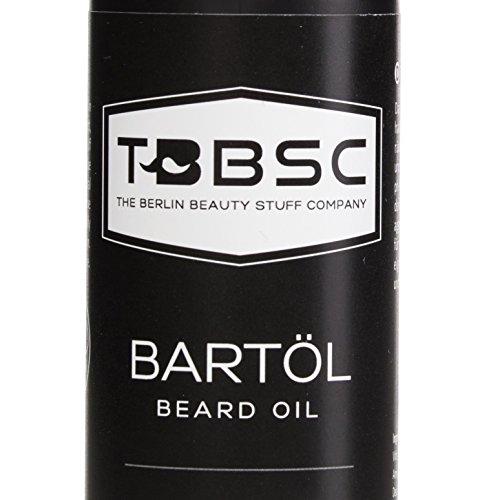 TBBSC Bartöl 100 ml für 15,96€ bei Amazon