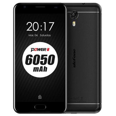 Ulefone Power 2 im Flash Sale //  6050 mAh Akku // 4GB Ram // 64 GB ROM // MTK6750T Octa Core 1.5GHz // Android 7.0